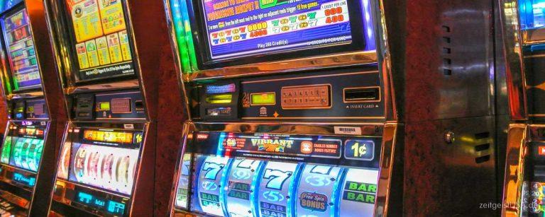 Glückspiel in Las Vegas seit 1931