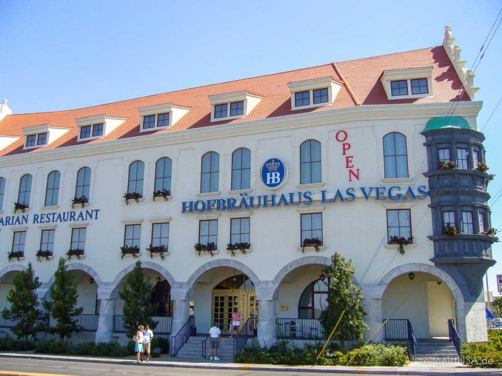 Hofbräuhaus Las Vegas – USA News+Reisen