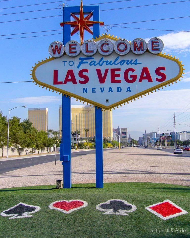 Las Vegas, Nevada — Tipps für Reisende und was man sehen sollte
