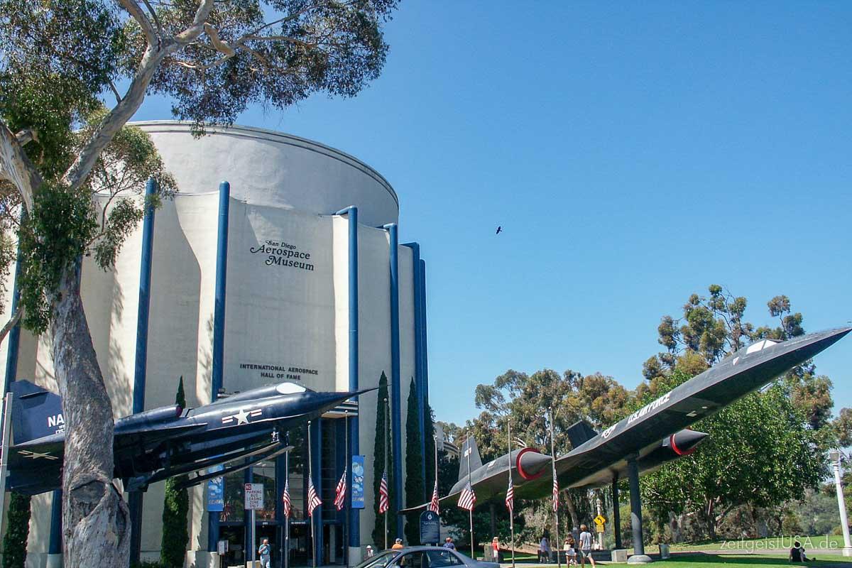 Balboa Park und die Museen