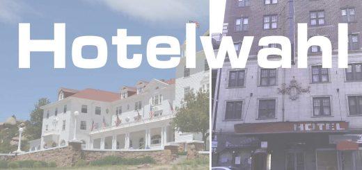 Hotelauswahl und Buchung