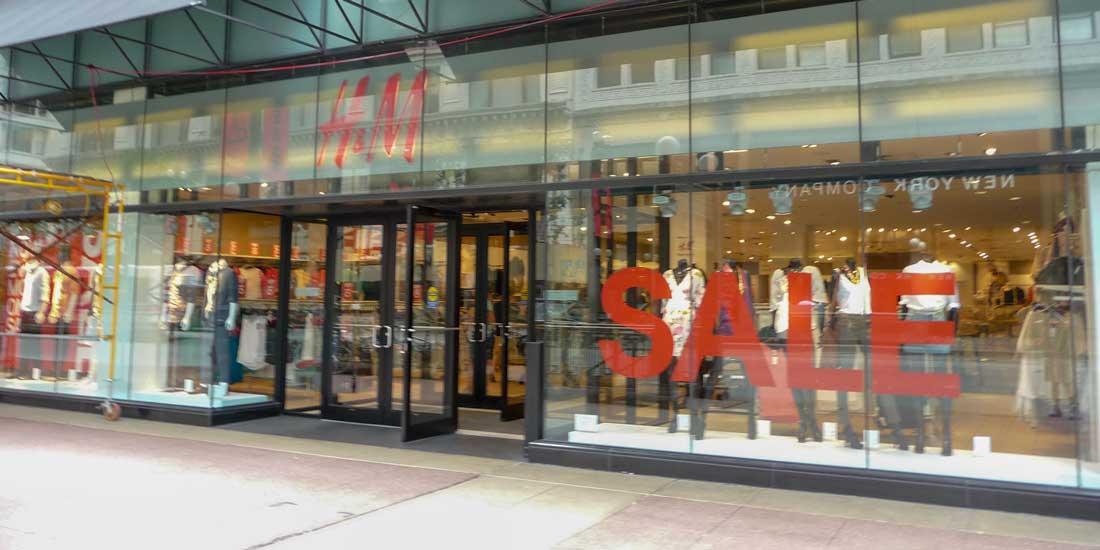Shopping in USA: Preise immer netto und die Sales Tax kommt hinzu