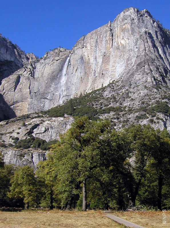 Upper Yosemite Fall / Cooks Meadow