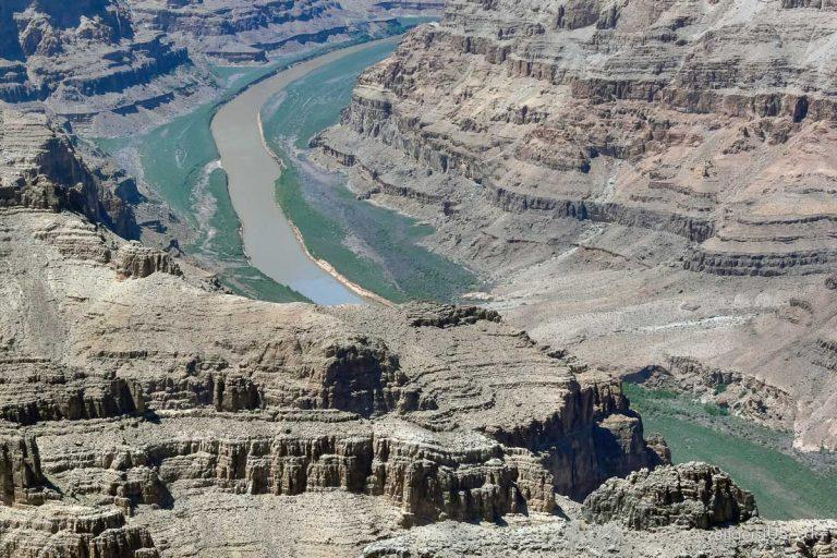 Skywalk – Grand Canyon West — Information für Reisende