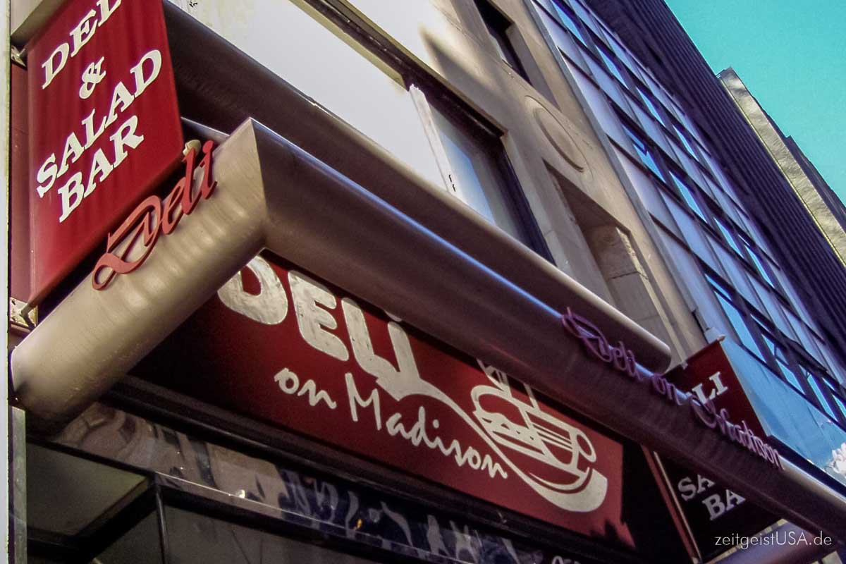 Deli on Madison - New York City