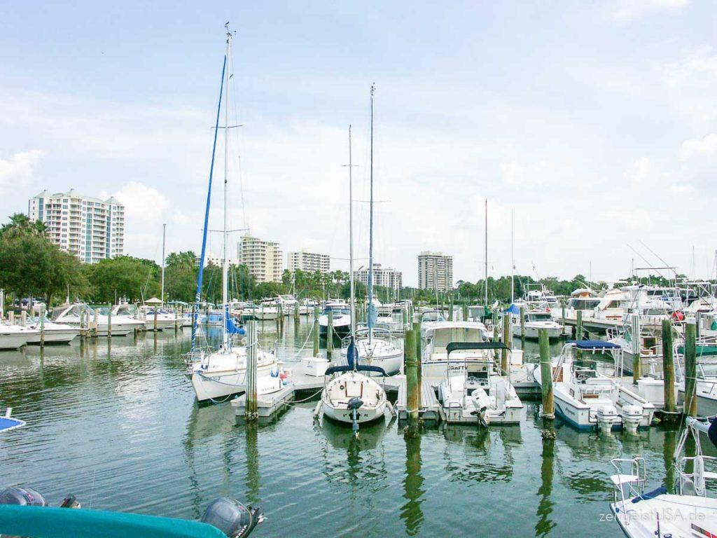 Sarasota Bayfront & Marina