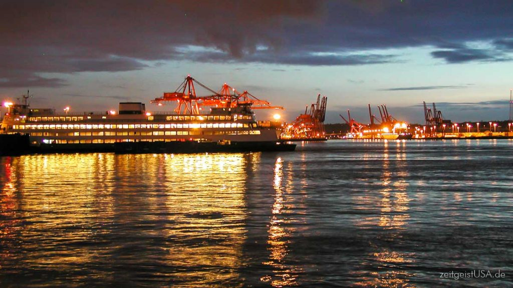 Waterfront Seattle, Washington State