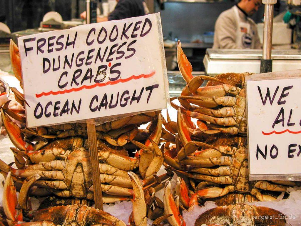 Public Market, Seattle, Washington State