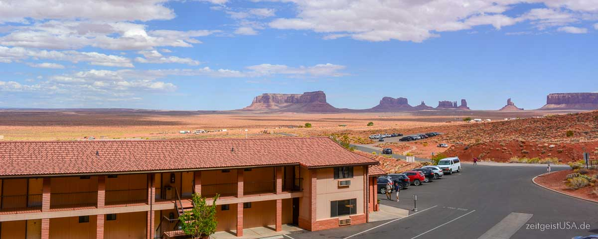 Goulding's Lodge, Monument Valley, Utah