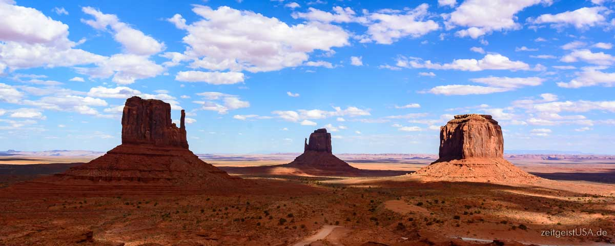 Tribal Park beim The View Hotel, Monument Valley, Utah50-exp001