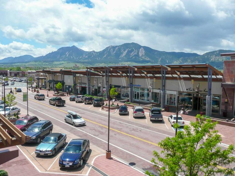 Boulder, Colorado — Sehenswürdigkeiten und Reisetipps