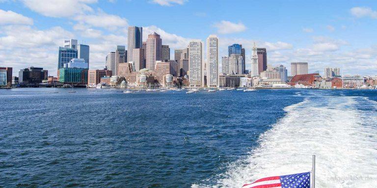 Boston, Massachusetts — die Top 10 Sehenswürdigkeiten und Reisetipps