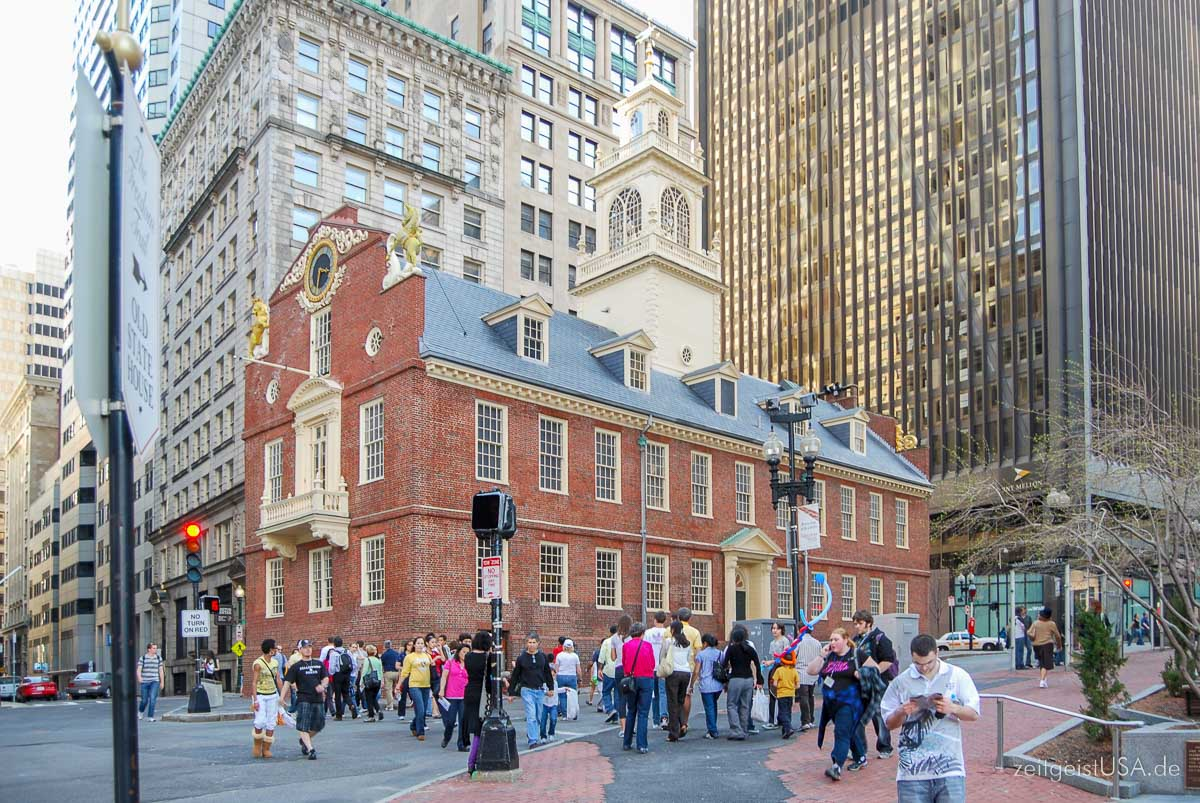 Old State House / Freedom Trail