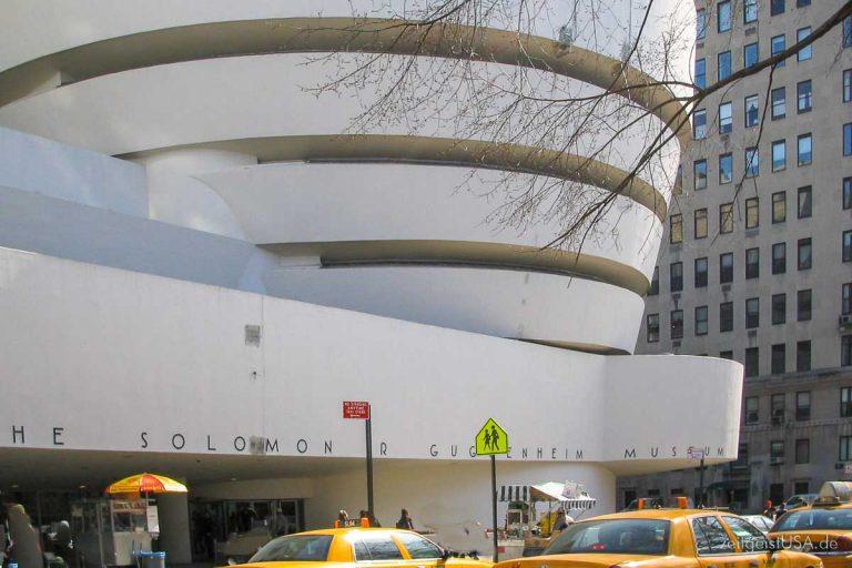 Upper Manhattan, New York — Guggenheim Museum, Upper West, Upper East, Harlem — was man sehen sollte