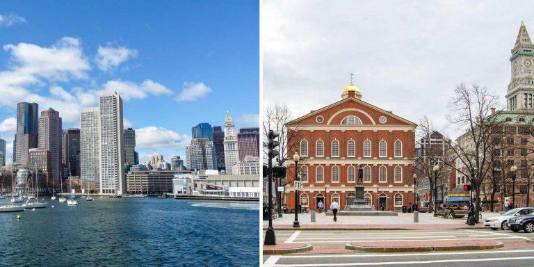 Boston, Massachusetts — Einleitung und Überblick, Reisetipps, Sehenswürdigkeiten