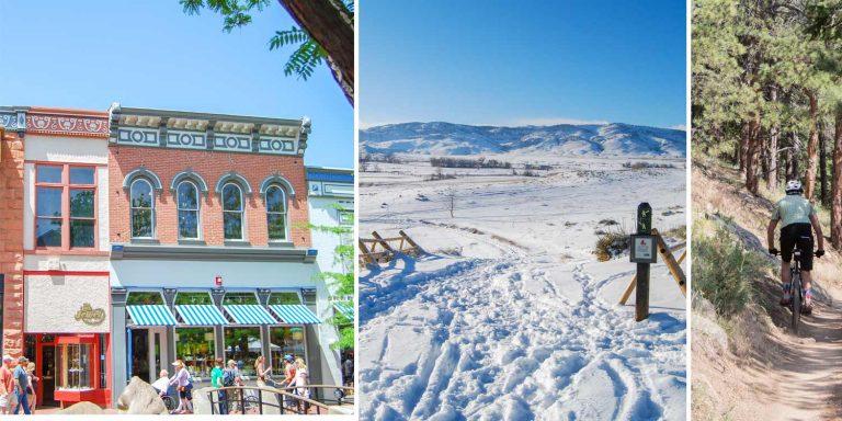 Boulder, Colorado — Einleitung und Reisetipps, Wetter, Sehenswürdigkeiten