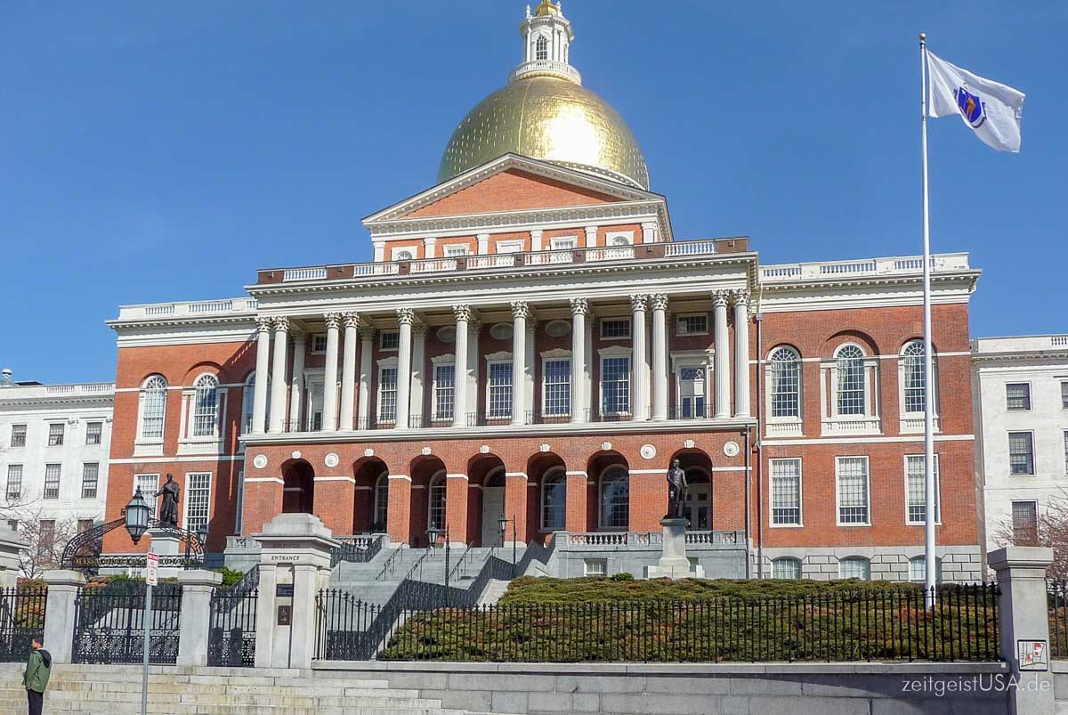 New State House, Boston