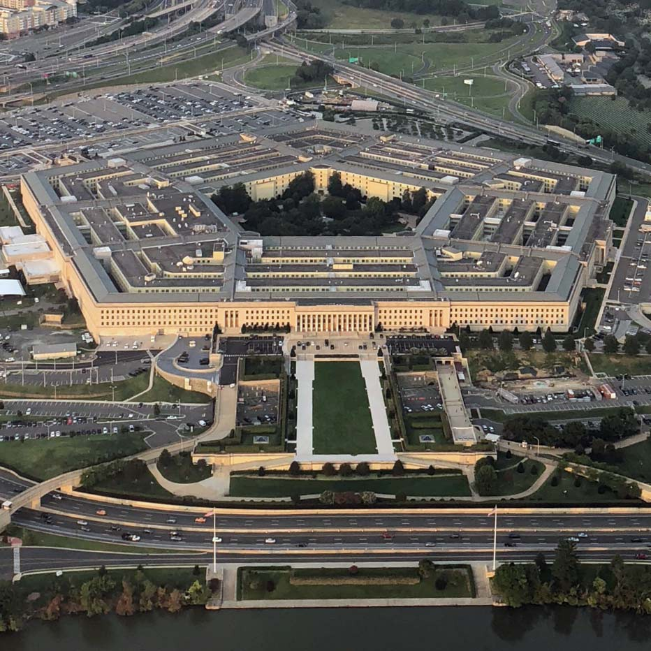 Das Pentagon (photo: Wikimedia, CC-BY-SA-4)