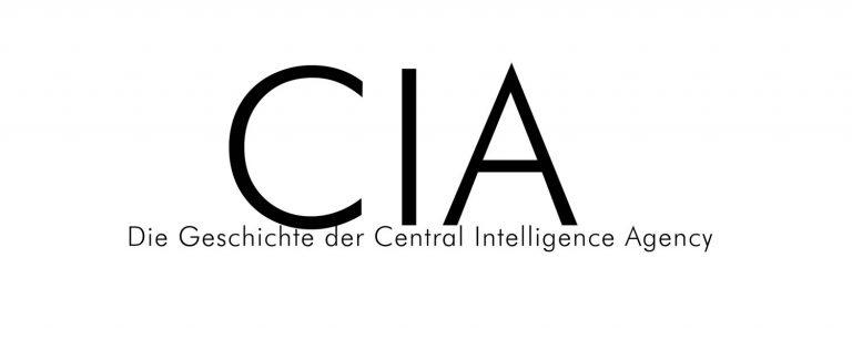Die CIA — ihre Geschichte, wie alles anfing