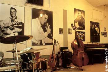 Sun Studio in Memphis (photo: Memphis CVB)