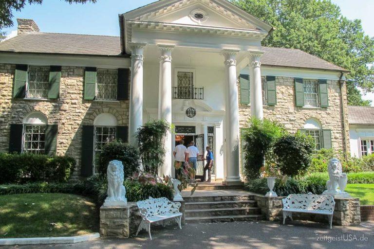 Memphis, Tennessee  — die Top Sehenswürdigkeiten und Reisetipps