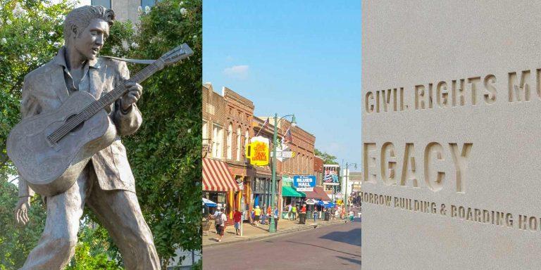Memphis, Tennessee — Einleitung und Reisetipps, Wetter, Sehenswürdigkeiten