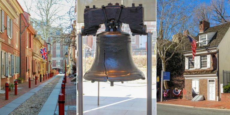 Philadelphia, Pennsylvania — Einleitung und Reisetipps, Wetter, Sehenswürdigkeiten