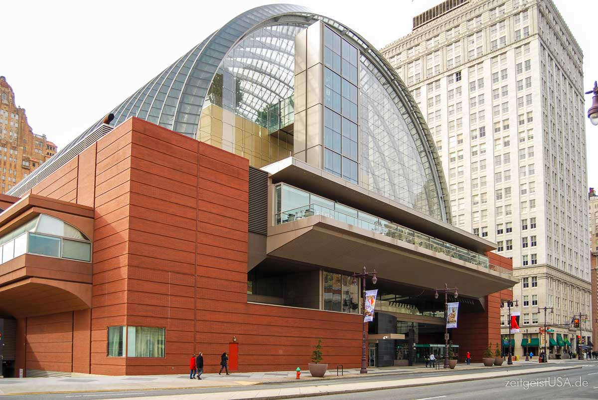 Kimmel Center, Philadelphia