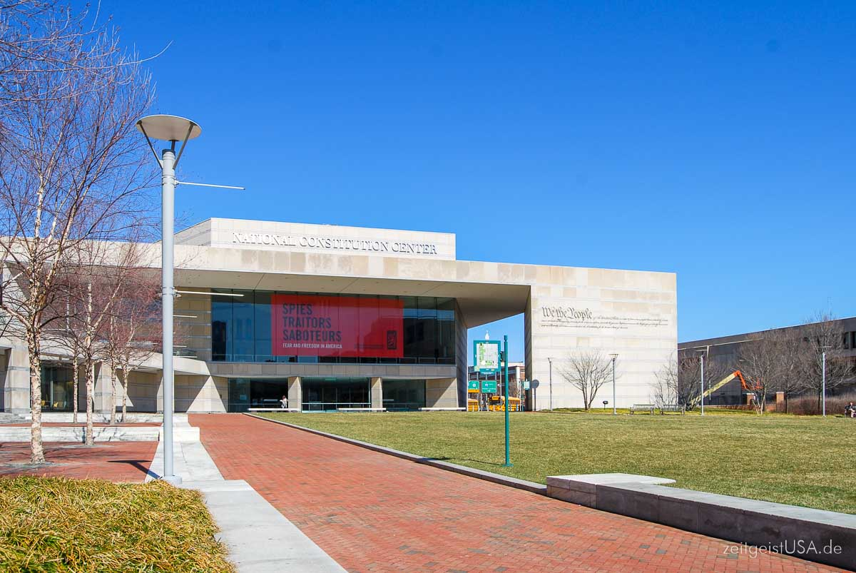 National Constitution Center, Philadelphia