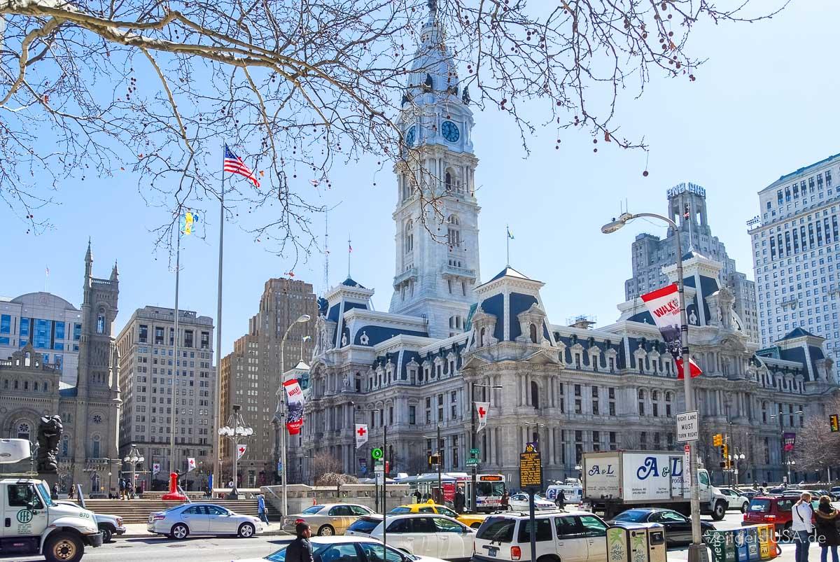 Town Hall, Philadelphia
