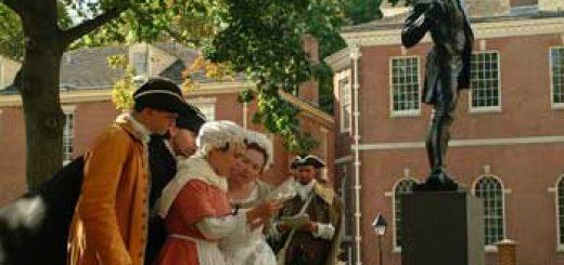 Philadelphia's Geschichte (photo: Philadelphia CVB)