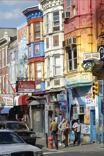 South Street / Old City, Philadelphia