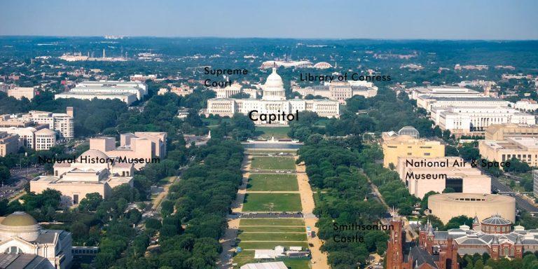Washington D.C. — Sehenswürdigkeiten und Reisetipps