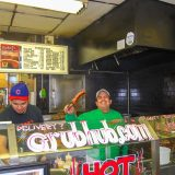 Byron's Hot Dogs in Chicago