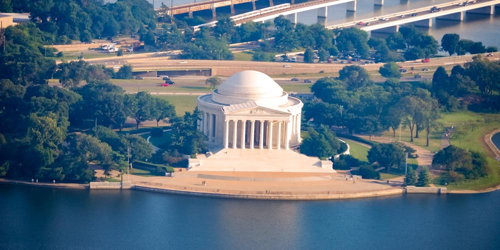 Jefferson Memorial (photo: zeitgeistUSA.de)