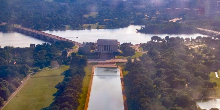 Washington D.C. — die Entstehungsgeschichte