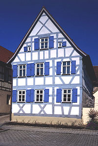 Levi Strauss Museum in Buttenheim