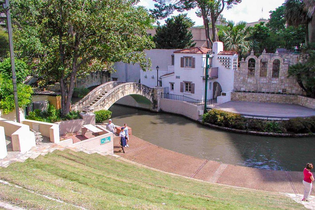 Riverwalk - San Antonio