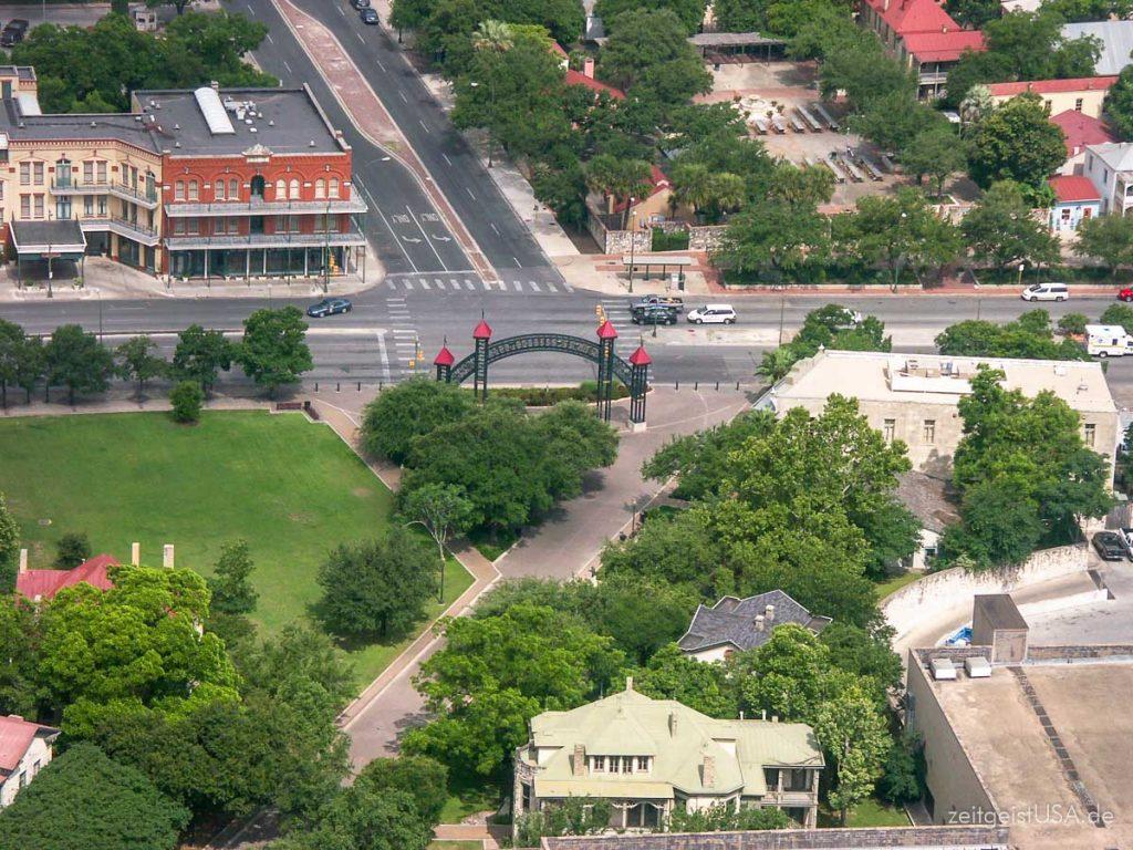 Hemisfair Park - San Antonio
