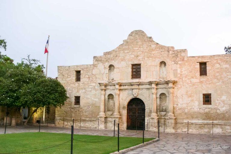 San Antonio – Reiseziel Übersicht
