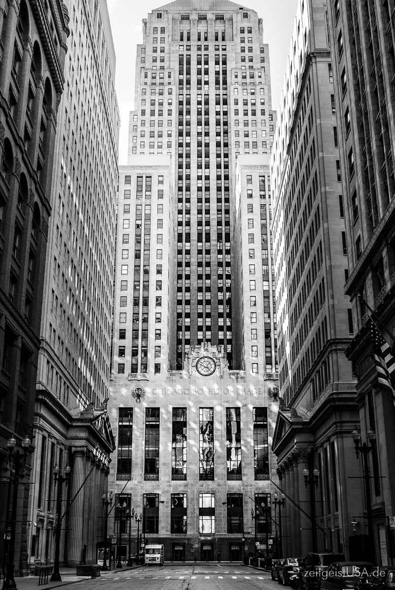 Chicago Board of Trade -- Chicago Architektur