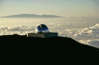 Mauna Kea Observatory (HVCB, Kirk Lee Ader, David O. Balwin )