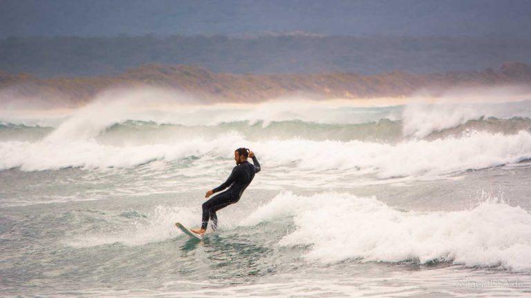 Surfen in Kalifornien