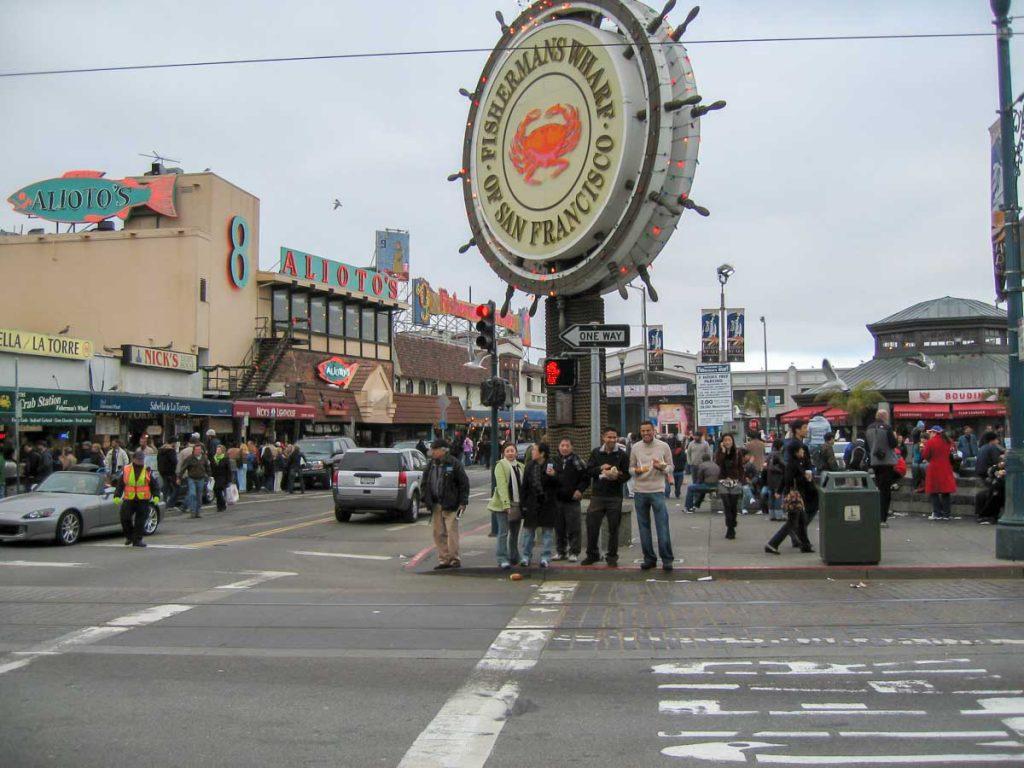 Fisherman's Wharf San Francisco