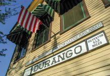 Durango-Silverton Narrow Gauge Railroad, Durango, Colorado