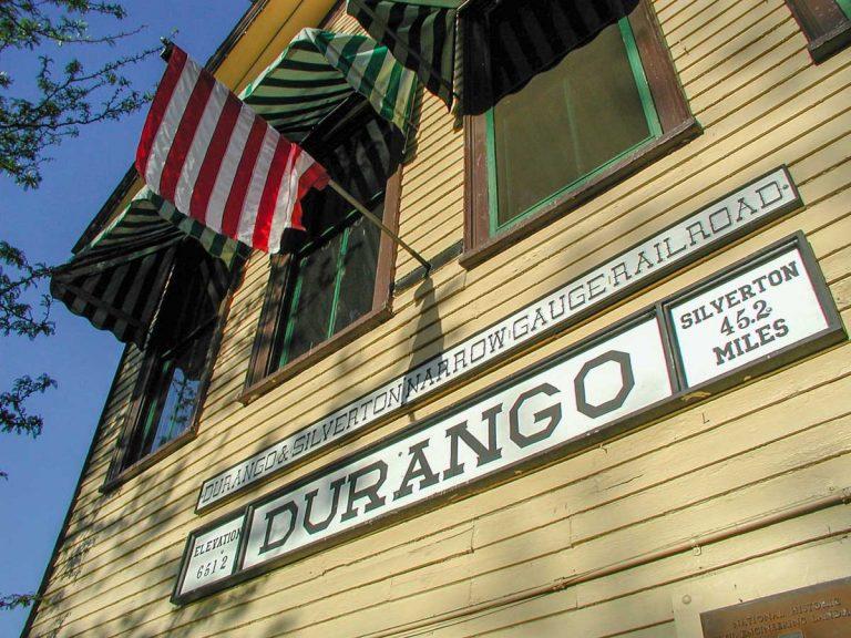 Durango, Silverton und Quray – 3 Orte in Colorado, die man sehen sollte