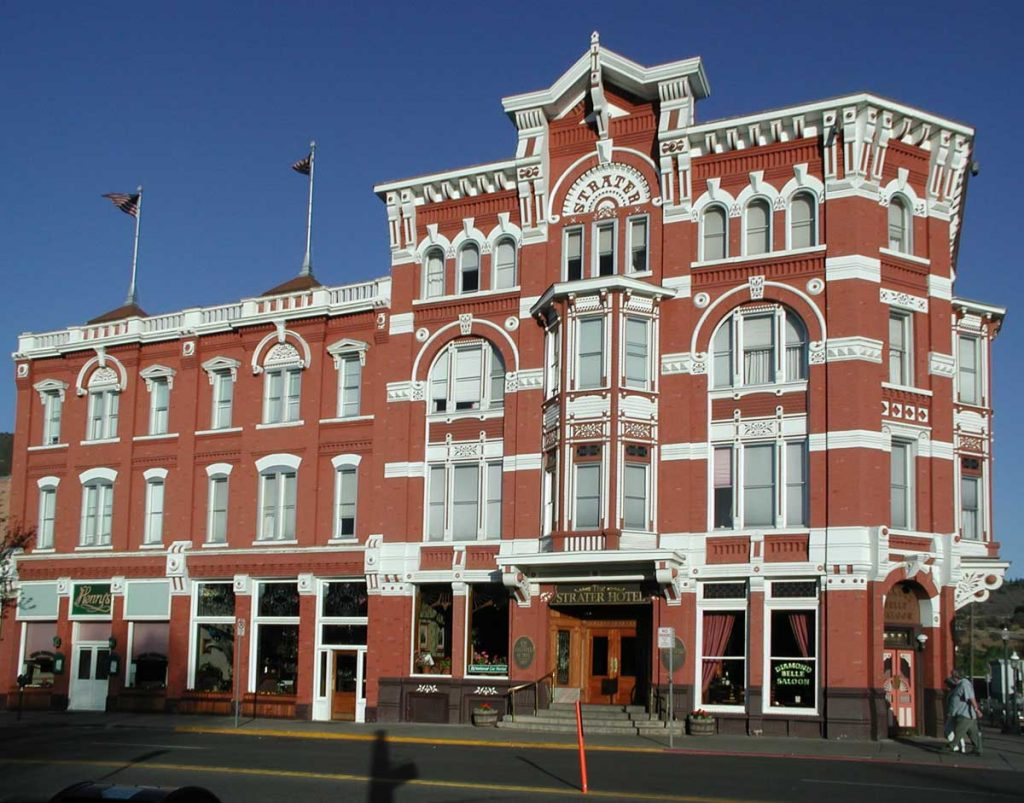 Historic Strater Hotel, Durango, Colorado