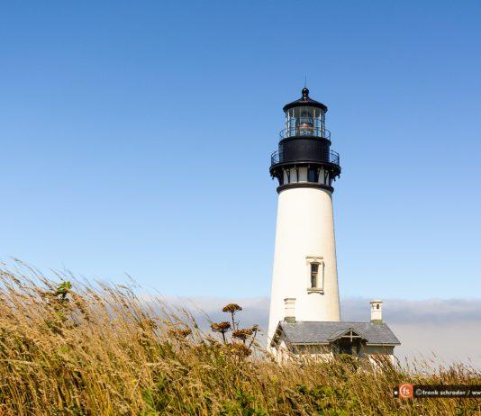 Yaquina Leuchtturm, Newport, Oregon