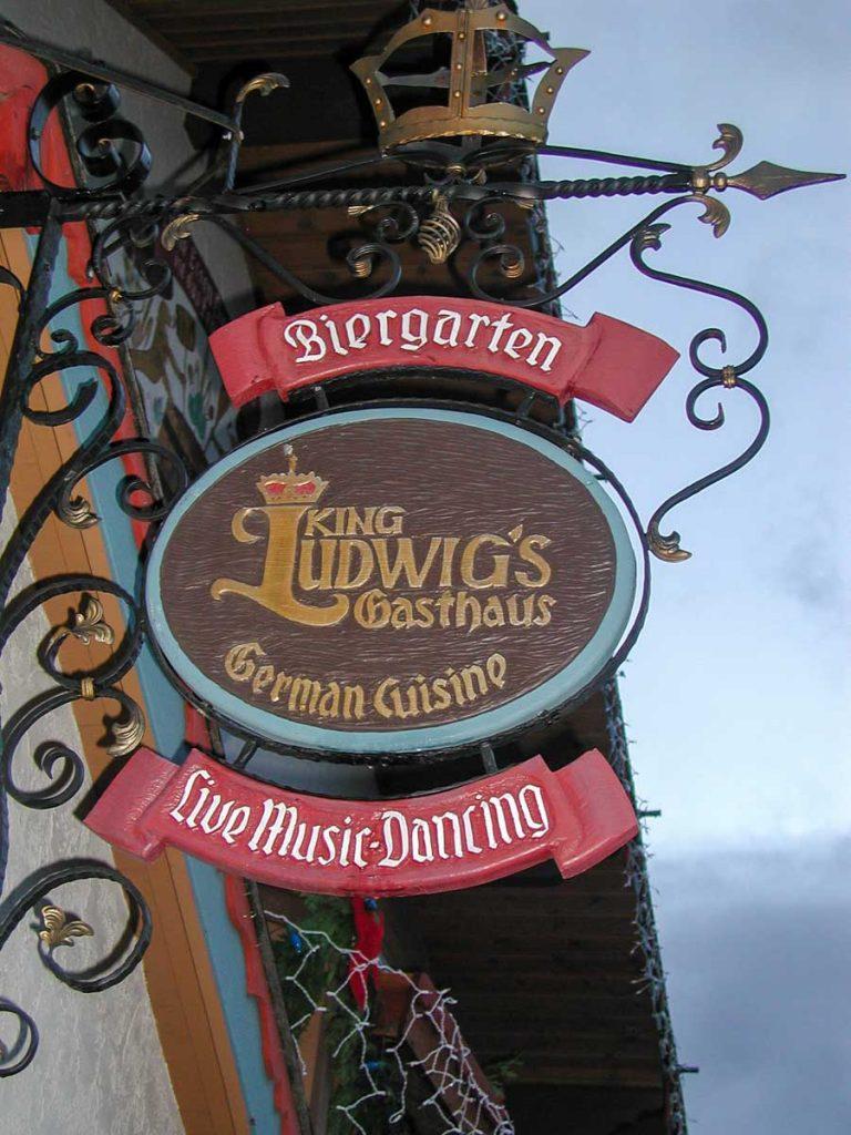 Ein Hauch von Bayern -- Leavenworth, im Staat Washington, USA