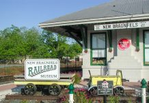 New Braunfels, Texas